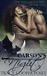 Carson's Night (The Stonebrood Saga Book 1) (English Edition)
