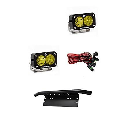 419Rd5mCZmL._SX425_ amazon com baja designs s2 pro pair driving combo led amber light