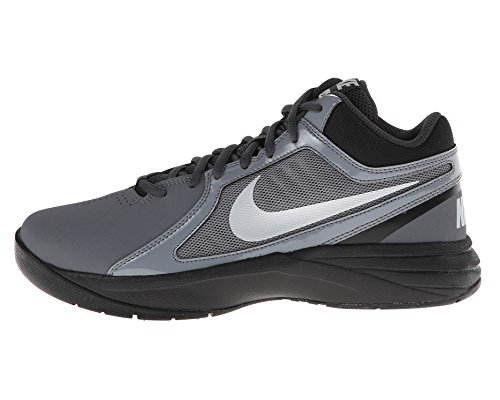 Nike Men's The Overplay VIII NBK Cool Grey/Black/Anthracite/Metallic Silver 9