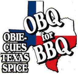 Obie-Cue's Texas Spice Sweet 'N Heat Hot BBQ Rub - 3X World BBQ Champion's Barbeque Rub (4.5 oz)
