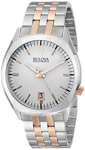 Bulova Men's Accutron II Surveyor Watch (Accutron Mens Watch)