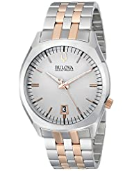 Bulova Men's Accutron Ii 98B220 Silver Stainless-Steel Quartz Watch