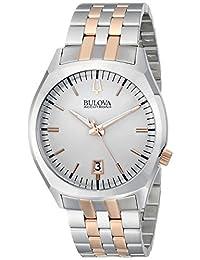 Bulova Men's Accutron Ii 98B220 Silver Stainless-Steel Quartz Watch