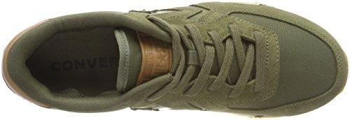 Olive Sneaker Ox Thunderbolt Medium Bright Converse Poppy Unisex ZBFqtYnw