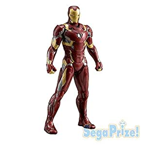 Figura de Colección IRON MAN 21cm MARK 46 Marvel CAPTAIN