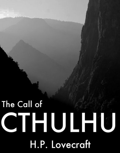 Picture of a The Call of Cthulhu