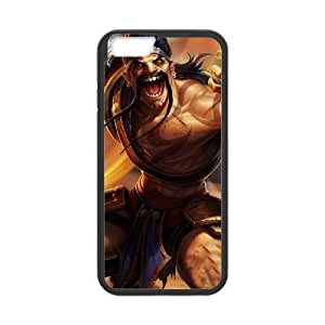 iphone6 4.7 inch phone case Black League of Legends Delevin AAA6290036