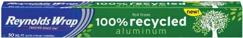 Aluminum Foil: Reynolds Recycled