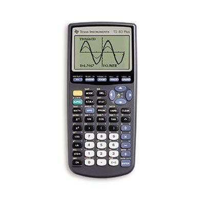 The Great Calculator, Graphing, 10 PK Teacher Kit - TI-83PLU