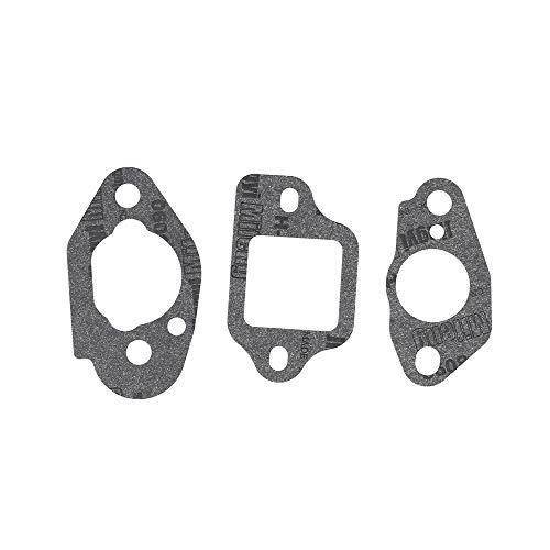 Panari (Pack of 5 Carburetor Gaskets for Honda GCV135 GCV160 GCV190 GSV190 HRS216 HRT216 HRB216 HRR216 HRZ216 Lawn Mower 16212-Zl8-000