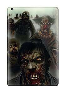 [FGYhTBW964edDqX]premium Phone Case For Ipad Mini/mini 2/ Zombie Tpu Case Cover