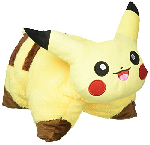 "Pillow (Cushion) - Pokemon - 17"" Pikachu Plush Doll"