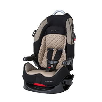 eddie bauer deluxe high back babykid booster car seat archive bc040bbf