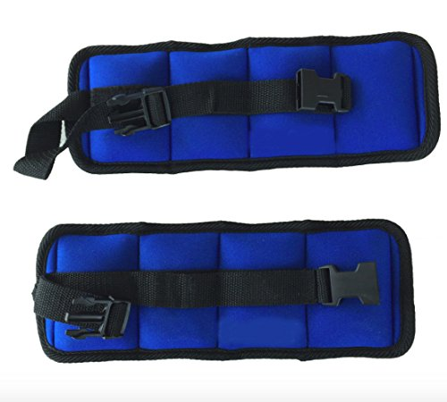 Coast Athletic Pool Wrist & Ankle Weights (10lb Pair)