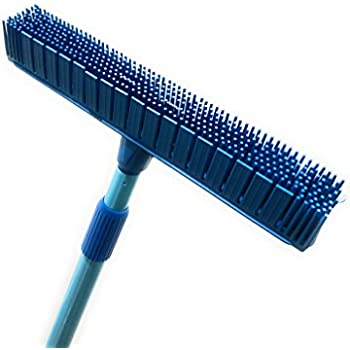 Amazon Com Deluxe Silicone Rubber Broom Pet Hair