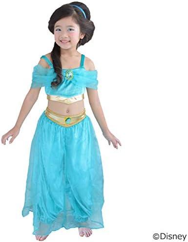 リトルプリンセスルーム ディズニーコレクション ジャスミン (130) 子供用 プレゼント ギフト コスチューム 仮装