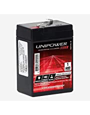 Unipower UP645SEG Bateria 6V, 4.5AH