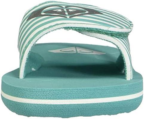 Roxy Girls Tw Finn Sling Back Flip Flop Sandal