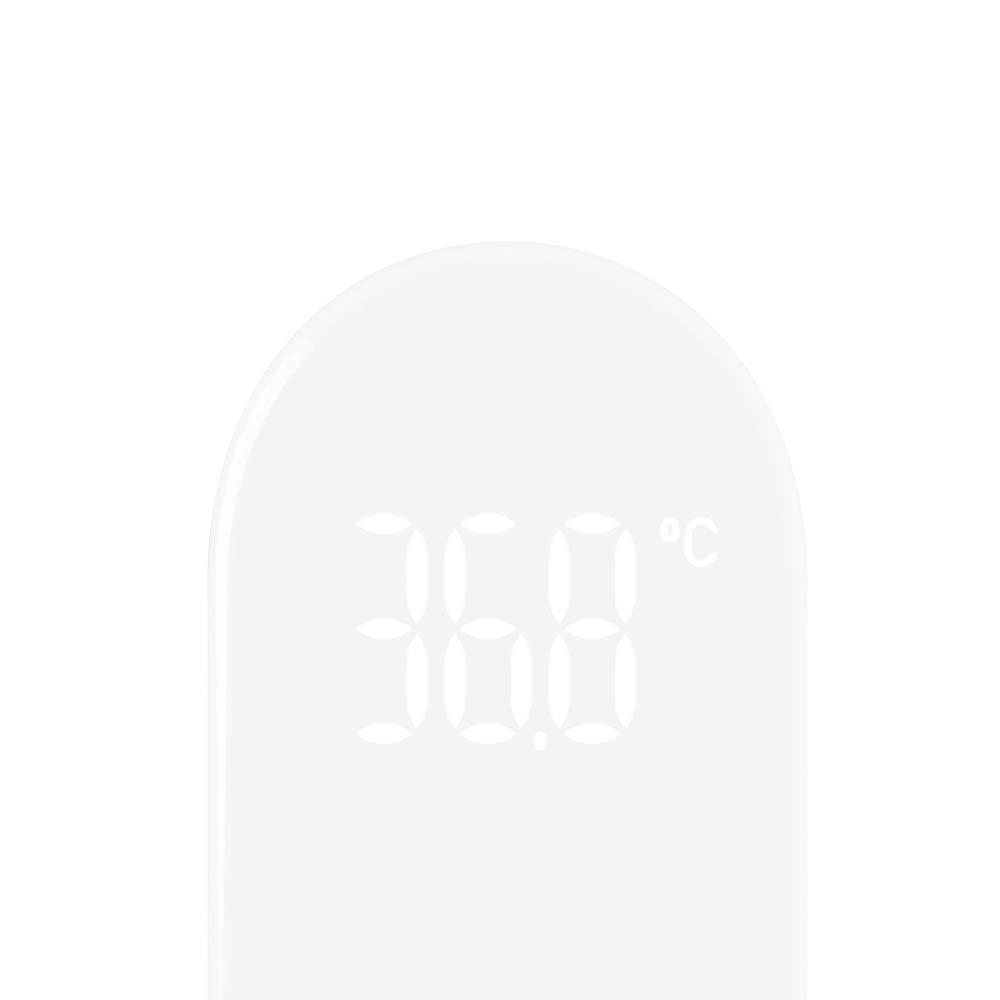 Slinlu Xiaomi Mi Home iHealth Term/ómetro Electr/ónico LED Pantalla Digital Detector de Salud Corporal