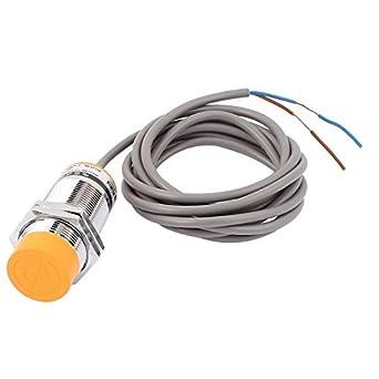 Sensor de proximidad capacitancia LJC30A3-HJ/EZ No interruptor de CA 90-250V 400mA: Amazon.com: Industrial & Scientific