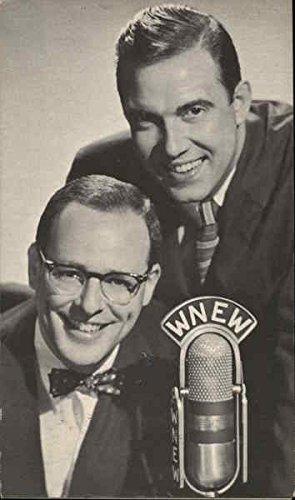 Klavan and Finch Celebrities Original Vintage Postcard