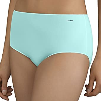 Jockey No Panty Line Promise Brief 1372 Women S At Amazon Women S