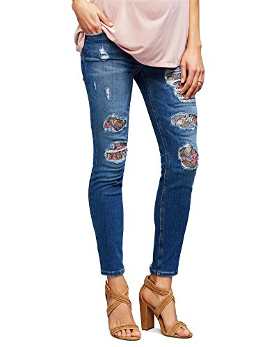 Joes Maternity Jeans - 5