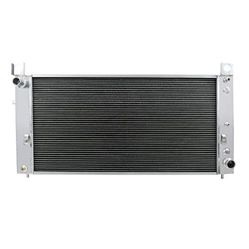 CoolingCare 3 Row Core Aluminum Radiator for Chevy Suburban/Tahoe V8 2000-2011 (36
