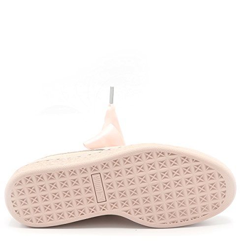 Puma Suede Heart Bubble Wns, Sneakers Basses Femme Pearl