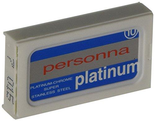 - Personna Personna blue double edge razor blades 200ct