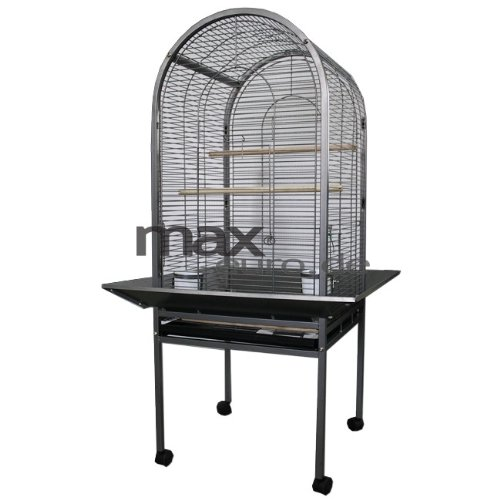Vogelkäfig für alle Arten 57x57x156 cm-- Papageienkäfig, Wellensittichkäfig, Kanarienkäfig, Vogelhaus!!! P100