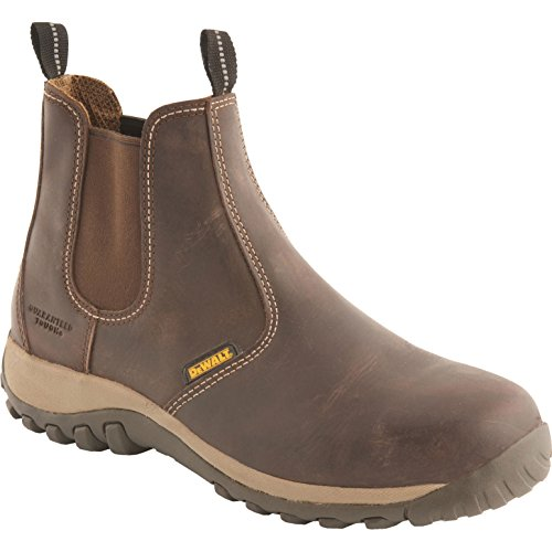 DeWalt Radial Dealer Safety Work Boots Brown Size 11