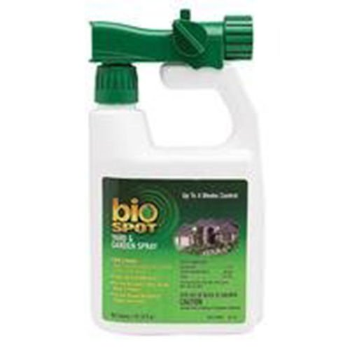 BioSpot Active Care Yard & Garden Spray 32 oz New