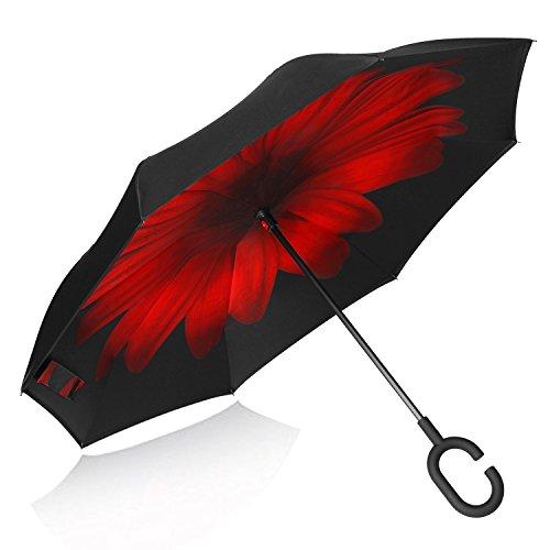 Inverted Umbrellas Umbrella Windproof Protection