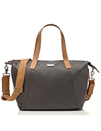 Storksak Noa Diaper Bag - Grey