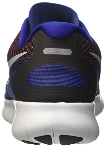 Running Scarpe Uomo Rn black Multicolore Free Nike metallic Punch hot Silver 2017 XqtISHxw
