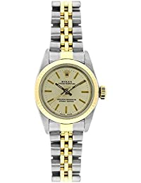 Oyster Perpetual automatic-self-wind womens Watch 67193 (Certified Pre-owned)