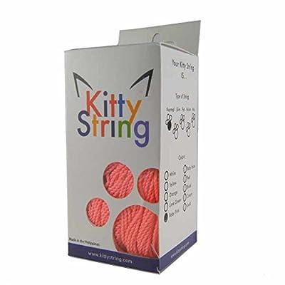 Kitty String FAT Yo-Yo String 10 pk - Baby Pink: Toys & Games