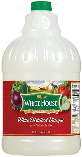 White House White Distilled Vinegar 128oz by White House White Distilled Vinegar