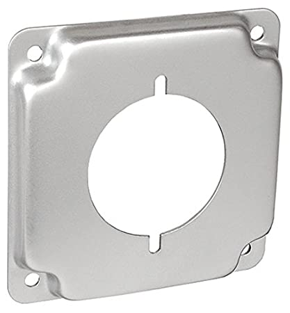 50 Amp Receptacle >> 4 Inch Square 1 2 Inch Raised 30 50 Amp Receptacle 2 141