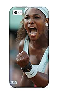 Mary P. Sanders's Shop New Design Shatterproof Case For Iphone 5c (serena Williams Photos)
