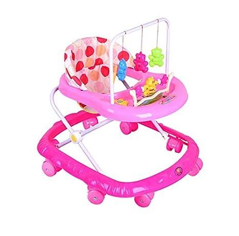 HUJUNG Andador de música para bebés de 6 a 18 Meses, Andador de ...