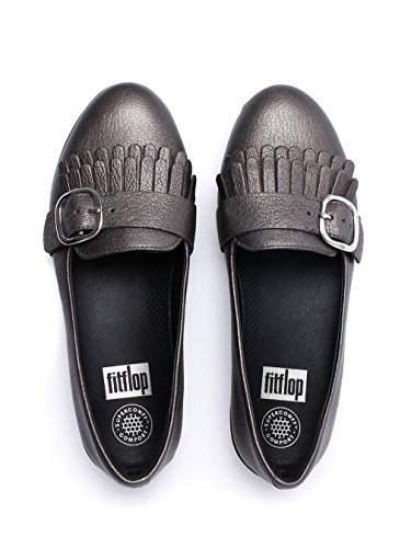 Fitflop Kvinders Justerbar Sneakerloafer Tin aK1oL59
