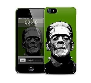 Frankenstein Green iPhone 5 / 5S protective case