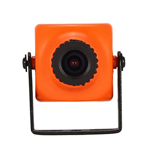 Wikiwand Foxeer XAT600M 600TVL CCD Mini FPV Camera 2.8mm Lens for DIY RC Racing Drone by Wikiwand (Image #4)