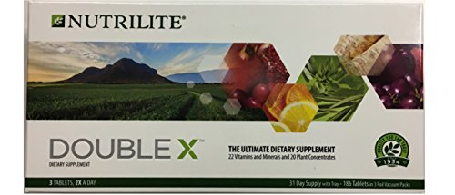 Nutrilite Phytonutrient Concentrates Vegetables tablets