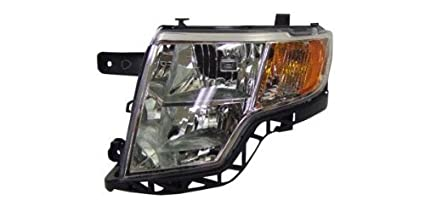 Image Unavailable Image Not Available For Color Oe Replacement Ford Edge Driver Side Headlight Assembly