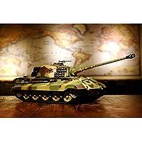 HENG LONG RC Tank German King Tiger Henschelturm
