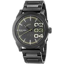 Diesel Men's Double Down DZ1678 Black Stainless-Steel Quartz Watch