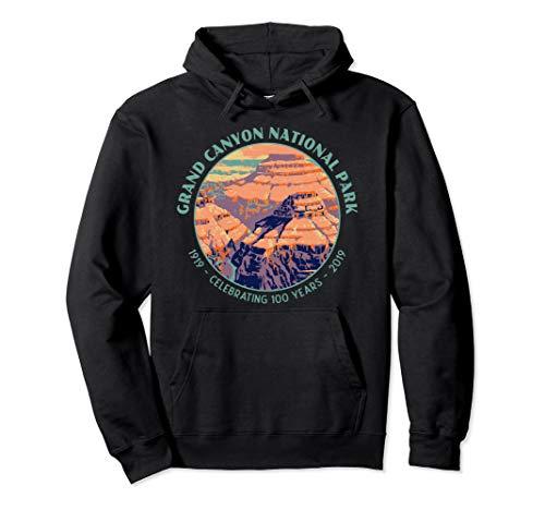 Grand Canyon 100 Years Anniversary Centennial Hoodie Gift (Grand National Sweater)
